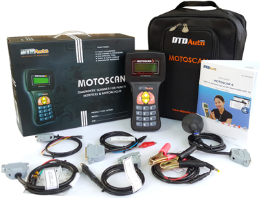 Motorcycle scanner - Motorcycle scanner tool - Scanner for