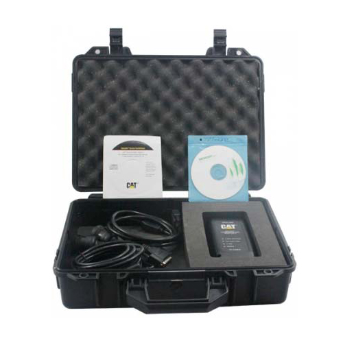 CAT SCANNER - SPECIALIZED DIAGNOSTIC TOOL FOR CATERPILLAR
